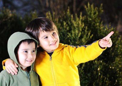 Calormundi - help een kind